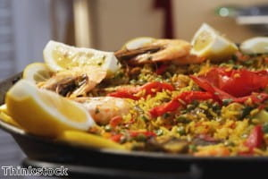Spanish food could be a source of creative inspiration