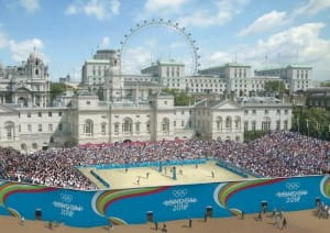 The London Olympics could be a good opportunity to show off creative cuisine