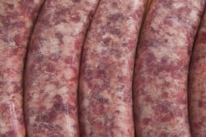 Traditional Lincolnshire sausages sell time and time again