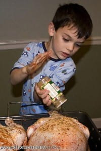 Food psychologist advises parents to get kids involved in cooking