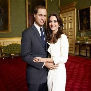 US celebrity chef caters for the Duke and Duchess of Cambridge