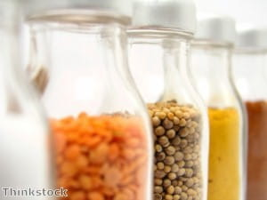 Fennel seeds and garlic can make a unique salad dressing