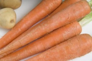 Carrot soup can be improved with spices