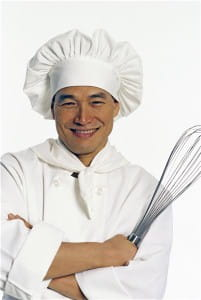 Chefs may wish to prepare their Olympic celebrations now