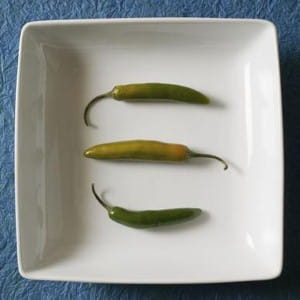 Chillies can be a key ingredient in their own right