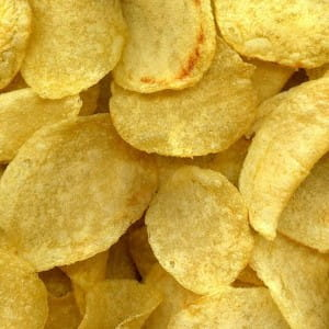 Crisps increasingly feature complex herb mixtures