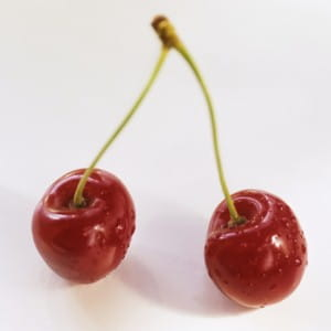 Cherries are a good ingredient for smoothies