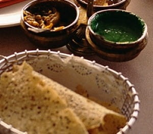 Chutney can be served tapas style or with meat