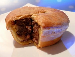 Pies are very popular in the winter