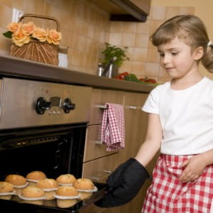 Children can learn essential skills through cookery