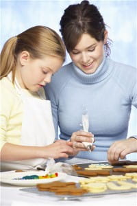 Children will be more prepared for later life if they are taught to cook