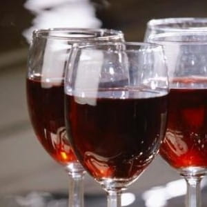 Red wine is not as healthy as generally believed