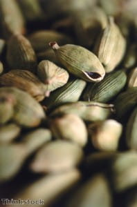 Cardamom pods can help make a delicious dessert that isnt too sweet