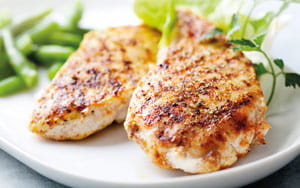Herb Infused Chicken