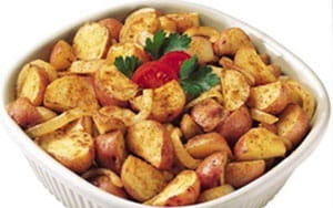 Old Bay® Roasted Potatoes