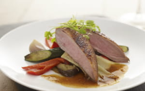Spiced Duck with Orange and Fennel