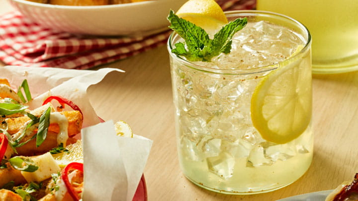 Chaat Lemonade