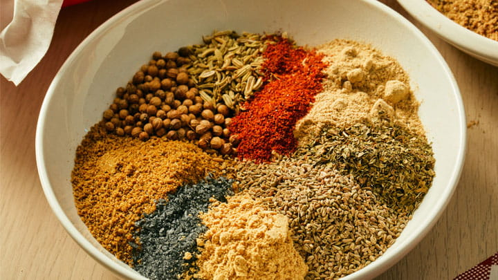 Chaat Masala Seasoning