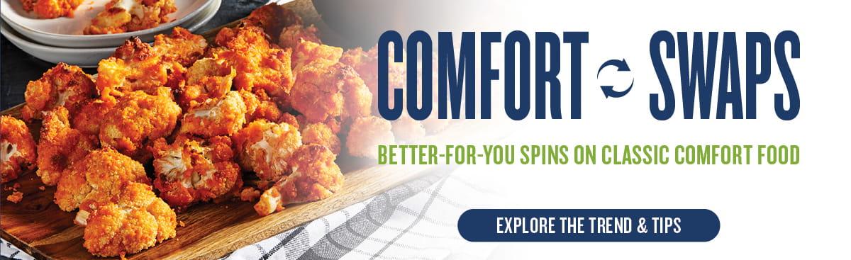 Comfort Swaps explore the trends