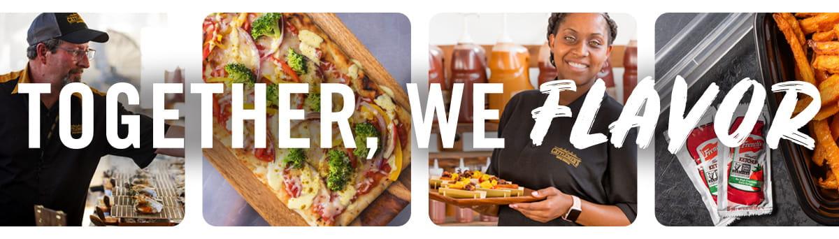 Together, We Flavor
