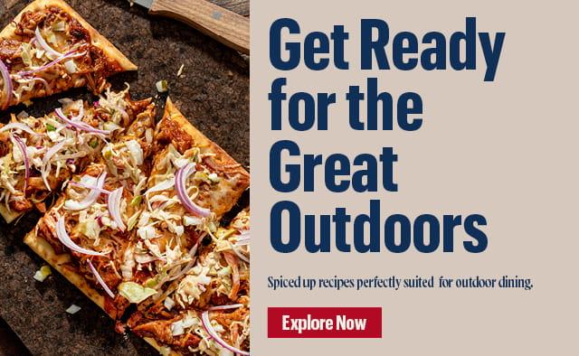 Outdoor Dining Hero Image