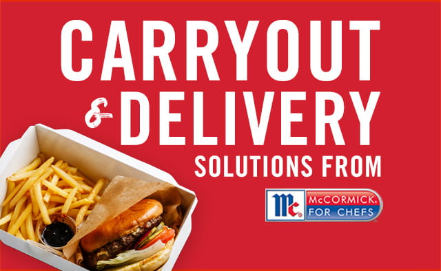 Carryout and Delivery