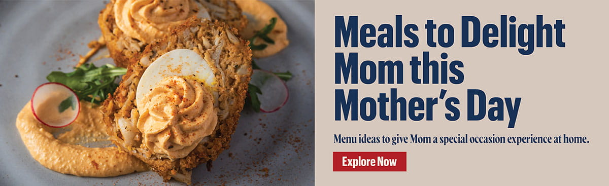 Meals to delight mom this Mother's Day