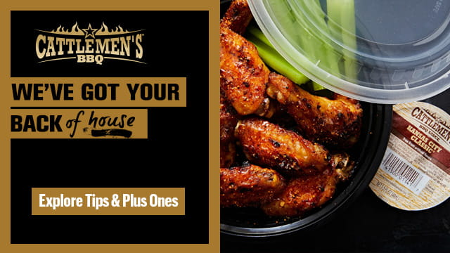 Cattlemen's We've got your Back of House campaign image