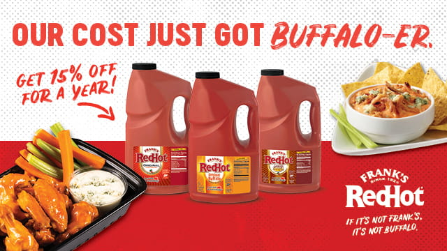 Buffalo Blitz Promotion