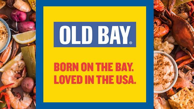 OLD BAY Seasoning Hero Image