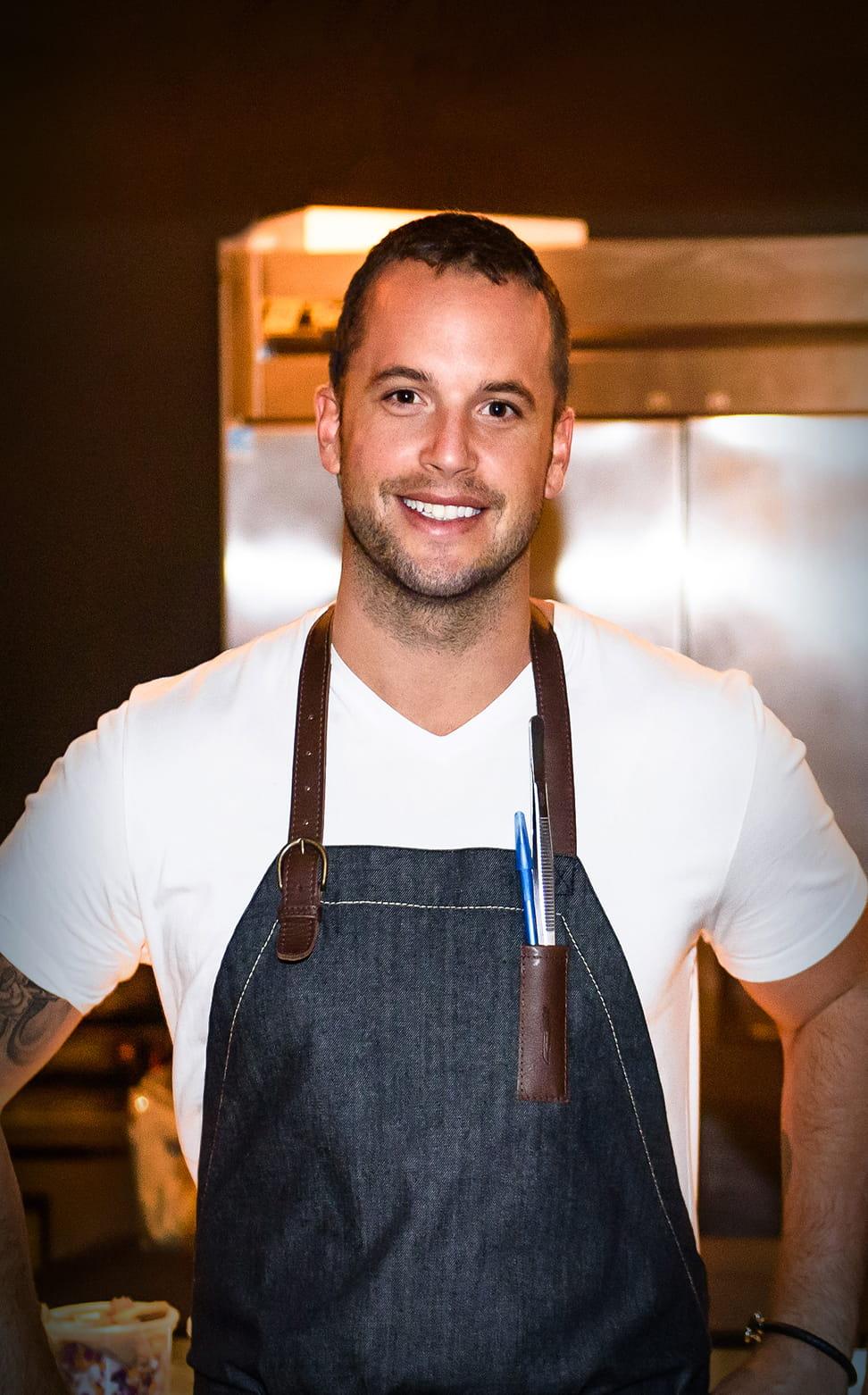 Chef Adrian Nieman