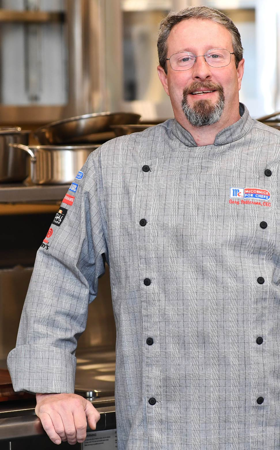 Chef Gary Patterson