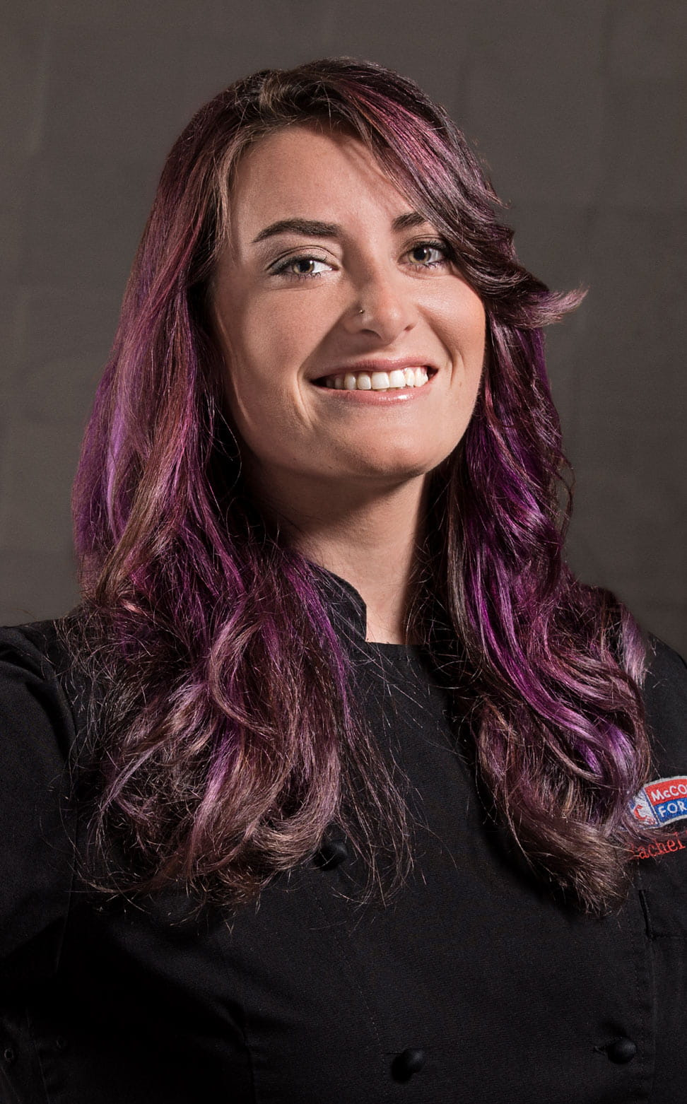 Chef Rachel Gooding