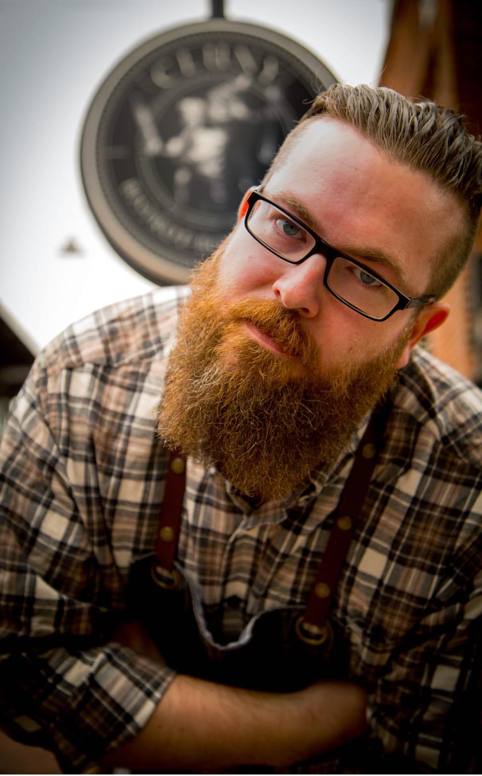 Chef Murray Mcdonald Headshot