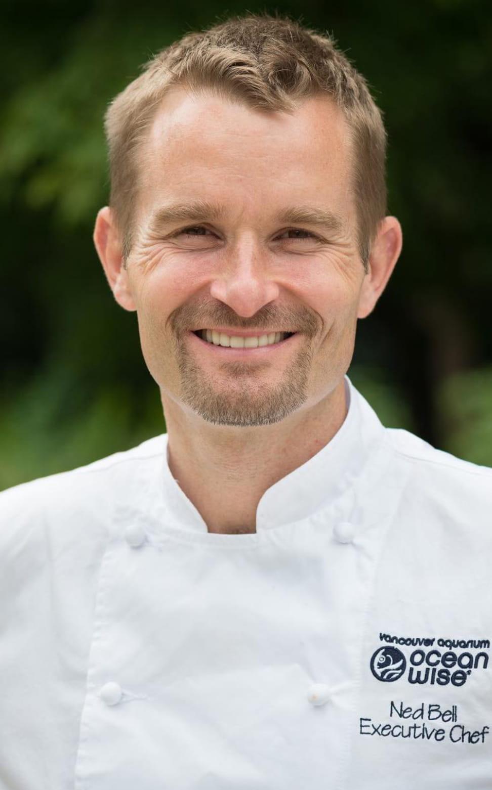 Chef Ned Bell Headshot