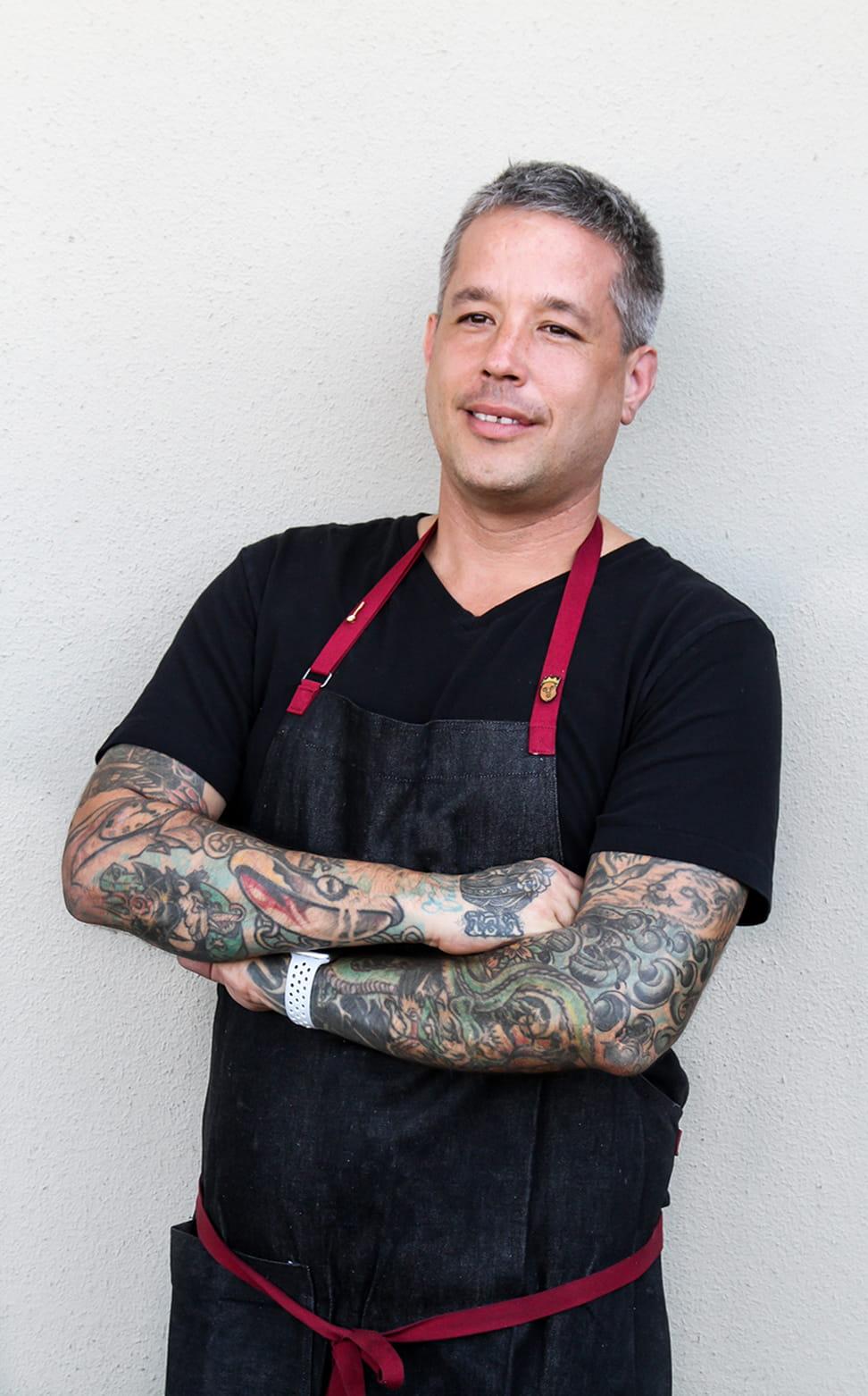 Chef Philip Speer Headshot