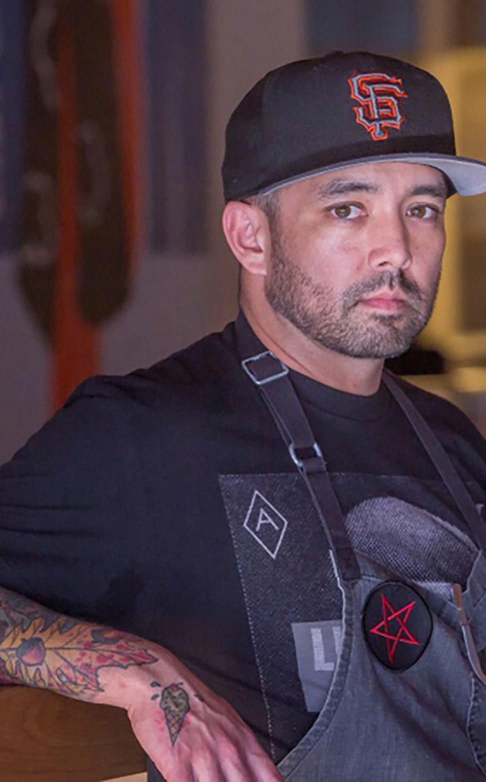 Chef Richie Nanko