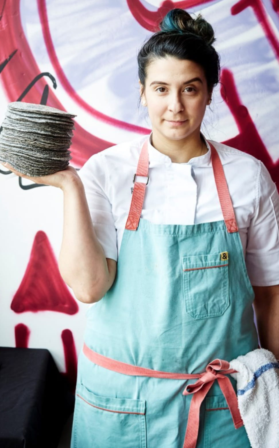 Chef Christine Rivera