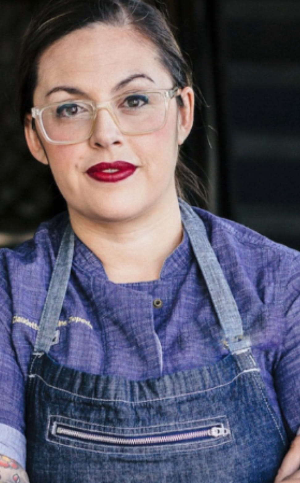 Chef Claudette Zepeda Wilkins
