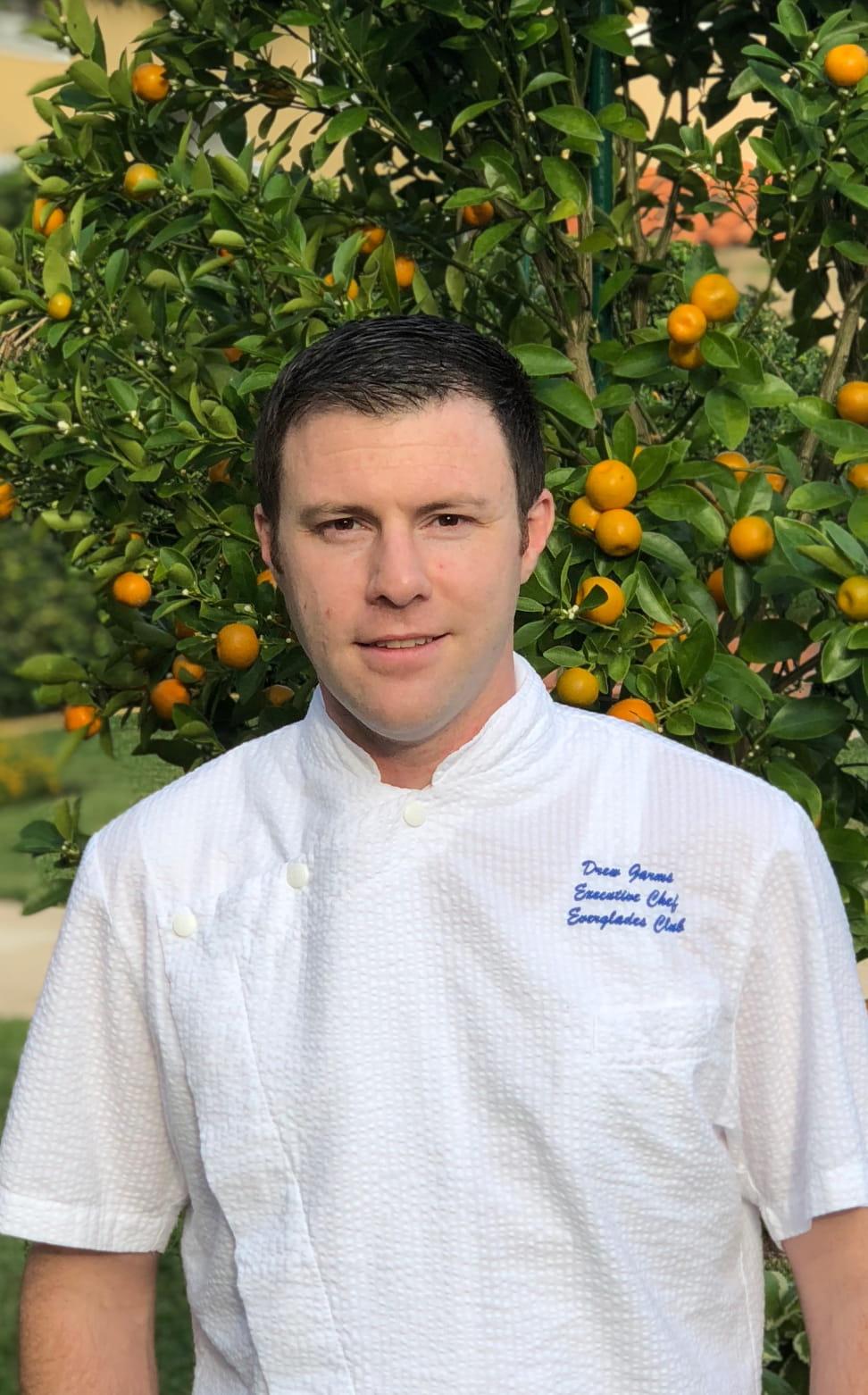 Chef Drew Garms