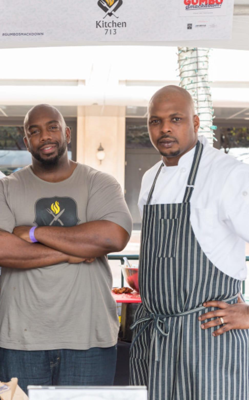 Chef Haywood Coleman Kitchen