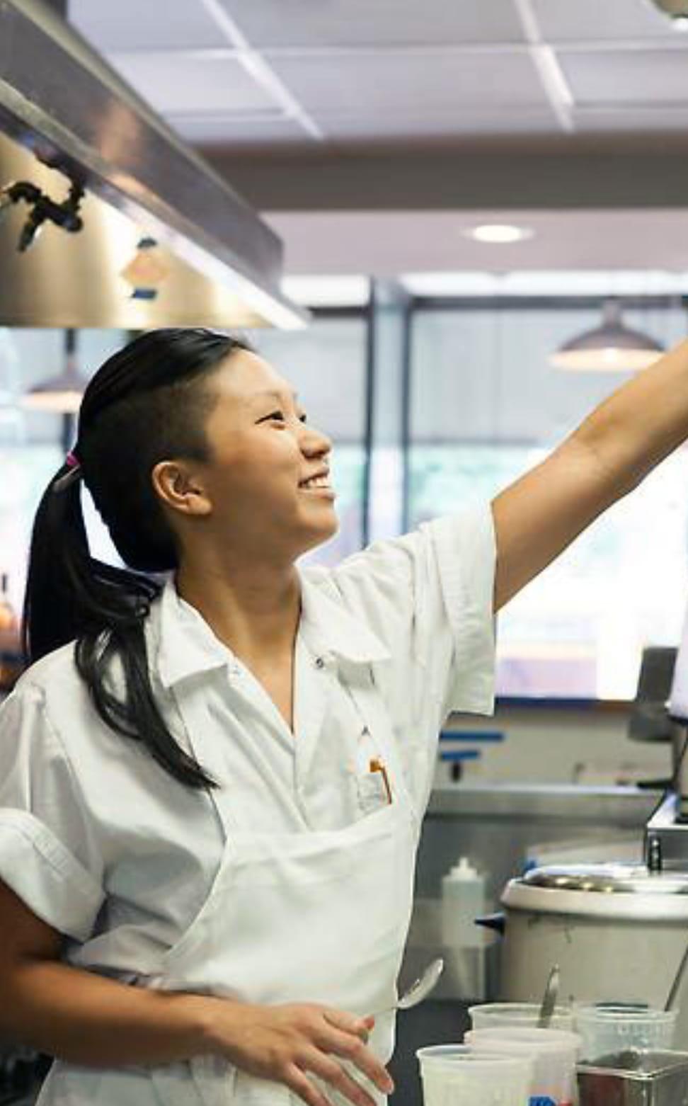 Chef Irene Li Headshot