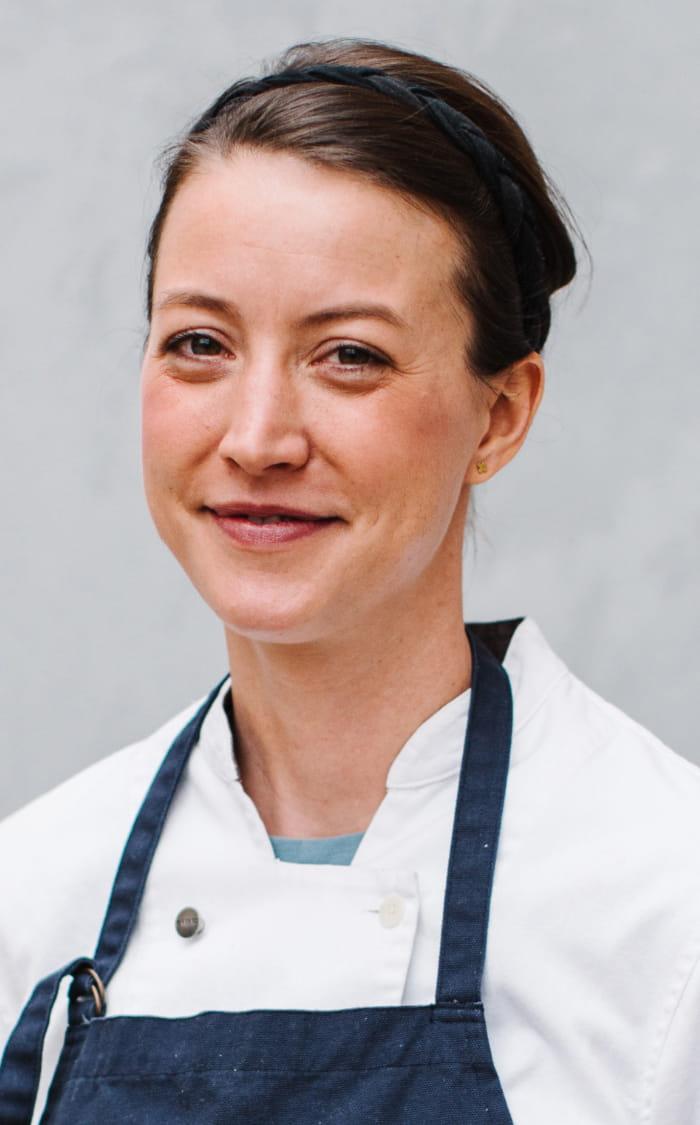 Chef Jullias Ullivan Headshot