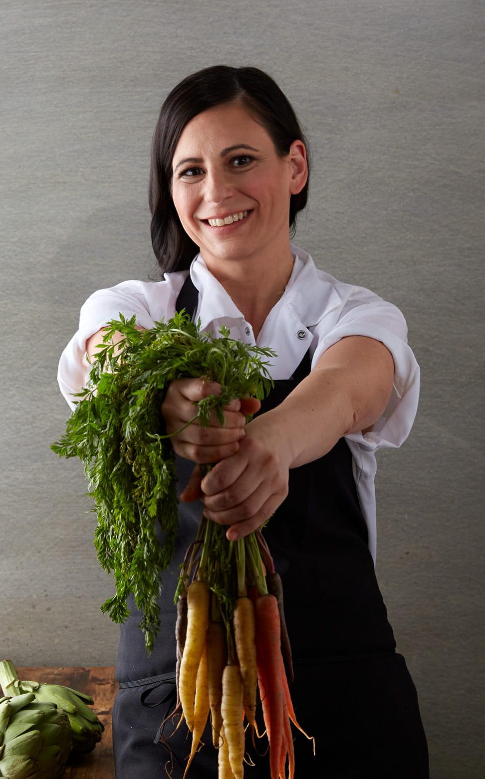 Chef Amanda Cohen