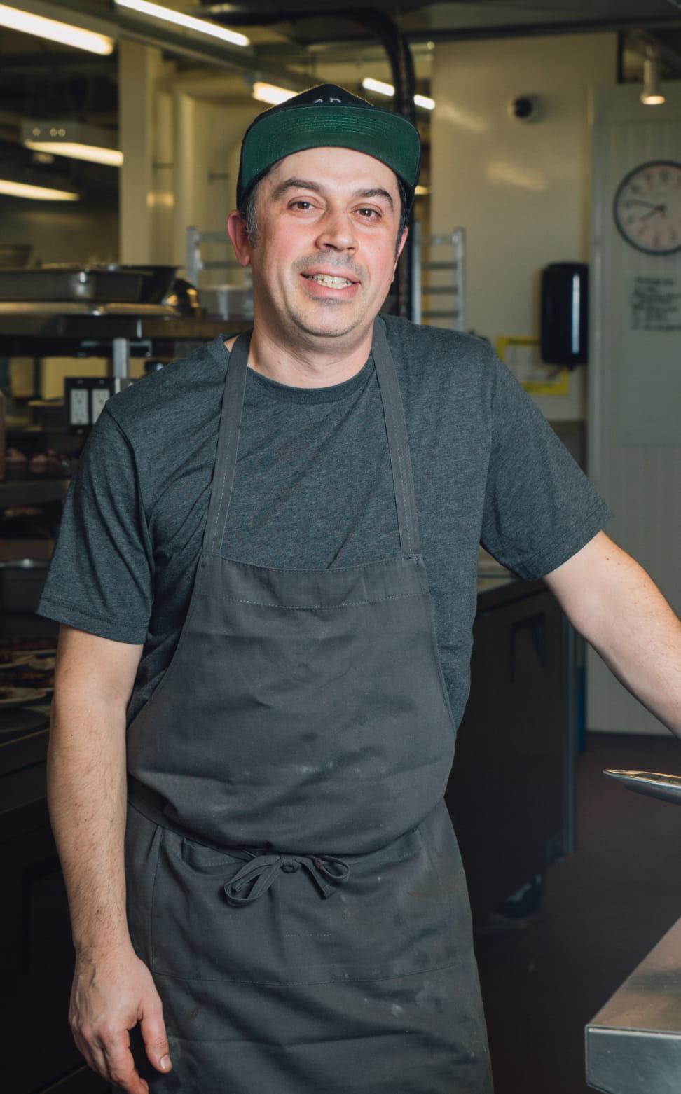 Chef Ted Corrado