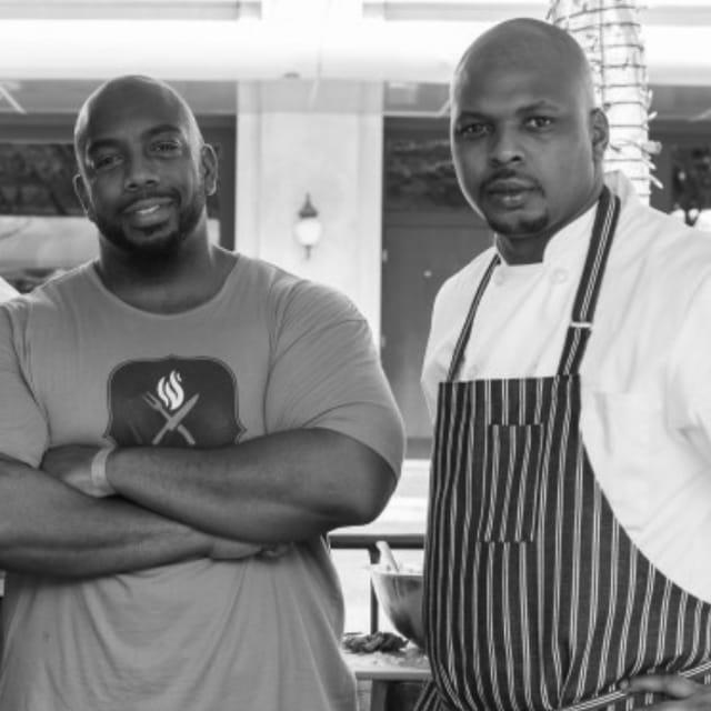 Chef Coleman Haywood Kitchen