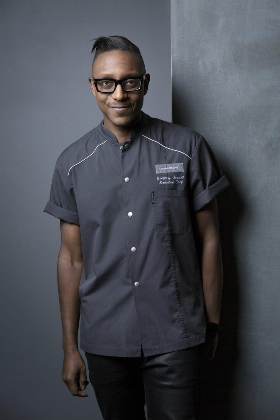 Chef Gregory Gourdet
