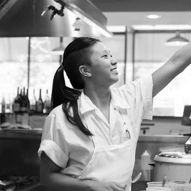 Chef Irene Li