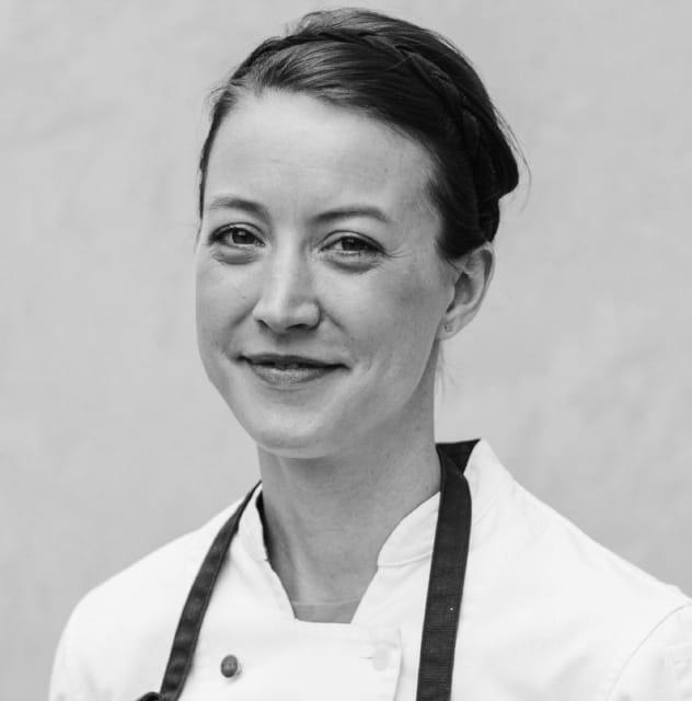 Chef Julia sullivan