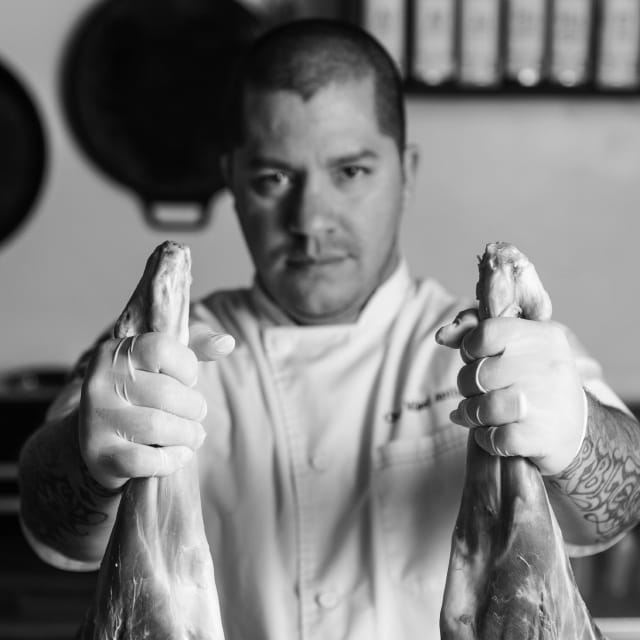 Chef Mikel Anthony Interview